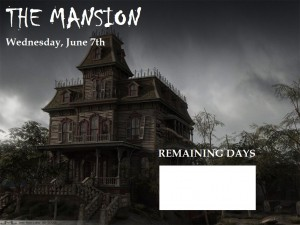 The Mansion remaining days