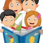 lectura en familia imagen