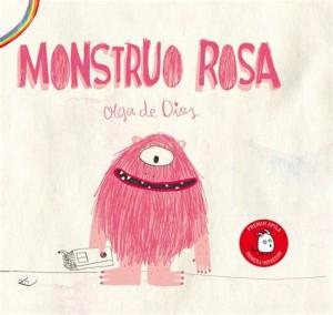 monstruo rosa de olga de dios